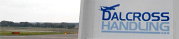 Dalcross Logo on vehicle